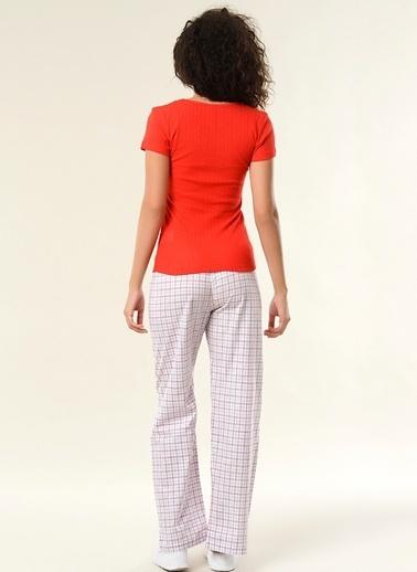 Dagi Pijama Takımı Kırmızı